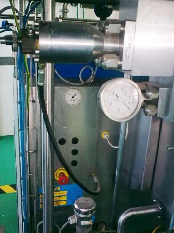 Homogenizator APV Rannie Typ BT 25.81H